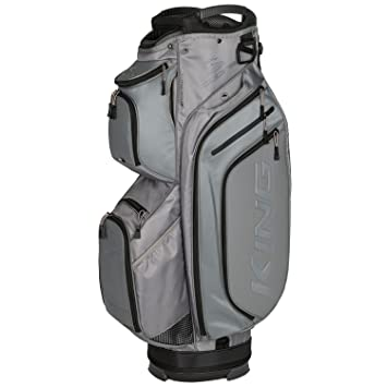 Cobra 2018 King - Bolsa para Carrito de Golf, Color Gris ...