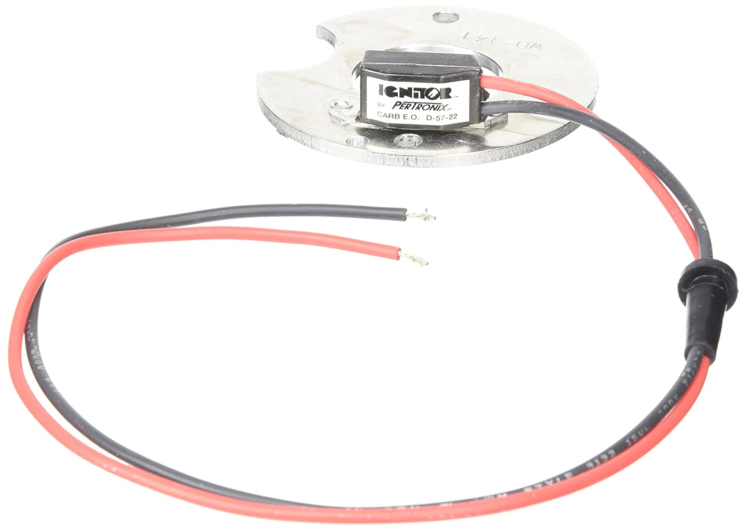 Pertronix Wo 141 Wico 4 Cylinder Ignitor Hot Sale Sugablossomcakes D 57 2 Wiring Diagram