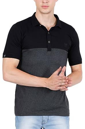 41c89bb2c80 Fashion Freak Black Cotton Men s Polo T-Shirt (Ff0010 Xl Xl-40 ...