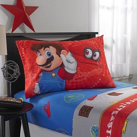 Amazon.com: Super Mario Odyssey World 3 piezas Juego de ...