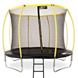 8ft Telstar Orbit Trampoline And Safety Enclosure With FREE Ladder