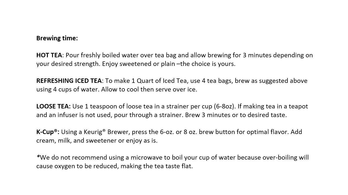 Twinings of London Earl Grey Tea K-Cups for Keurig, 24 Count