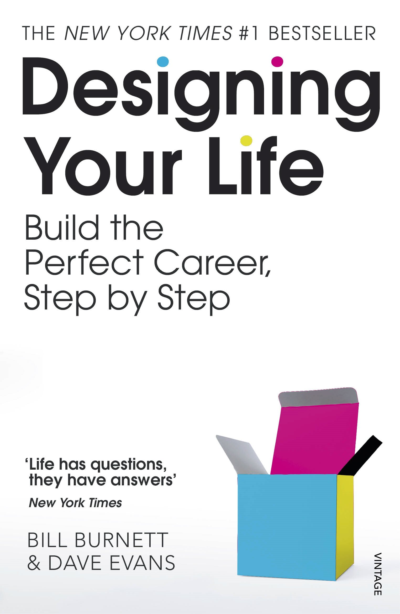 Designing Your Life  Build The Perfect Career Step By Step