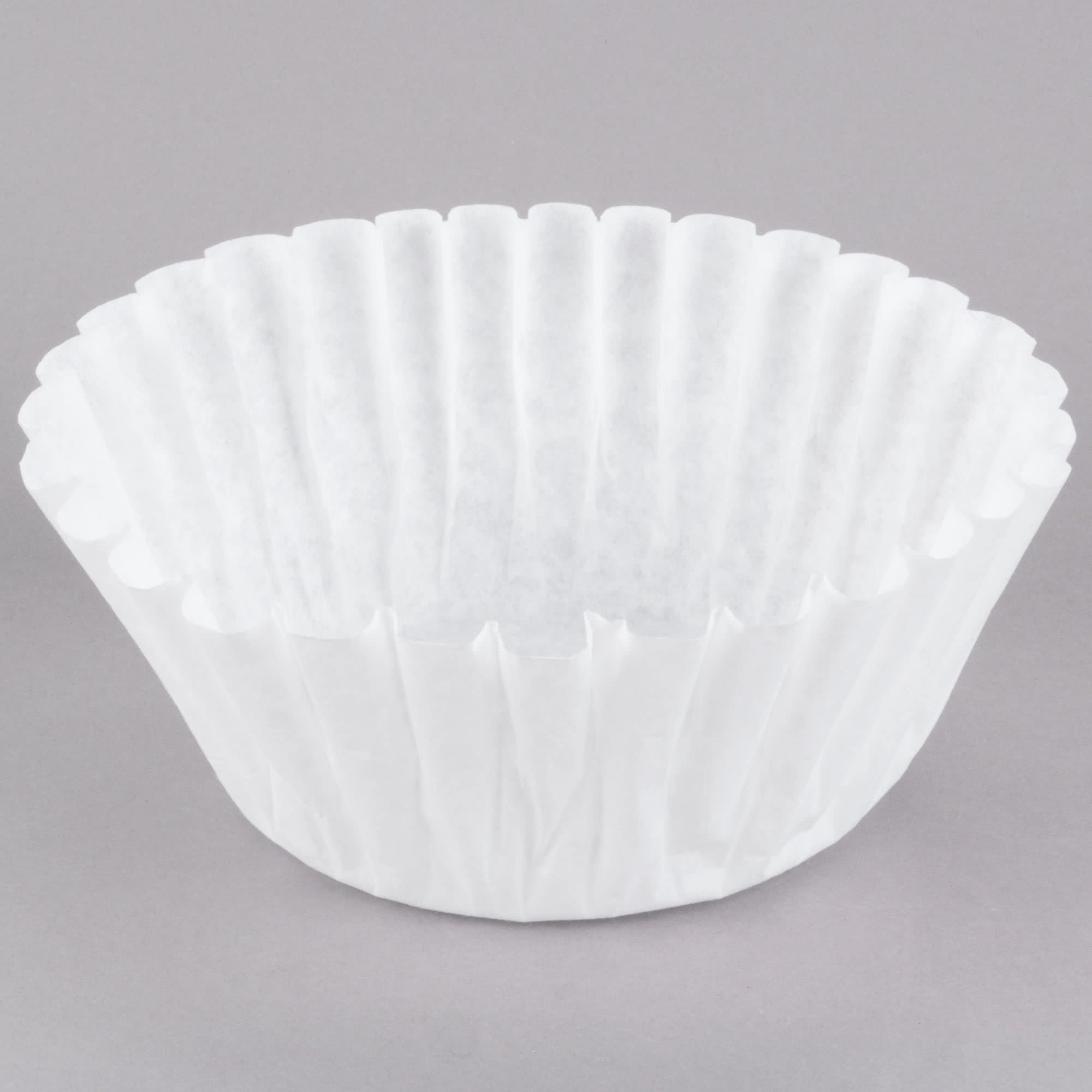 TableTop King ABB2.0WP 14'' x 6'' Coffee Filter for ABB20SS Gourmet Shuttle Coffee Brewer Basket - 500/Case