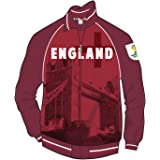 Men's 2014 FIFA World Cup Soccer England on Frame Sublimation Track Jacket