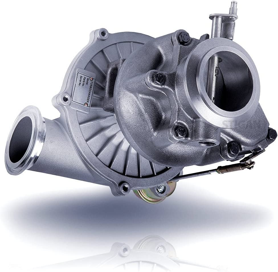Stigan 847-1013 New New Genuine Stigan Turbo Exact Fit Turbocharger For Ford 7.3L Powerstroke Diesel