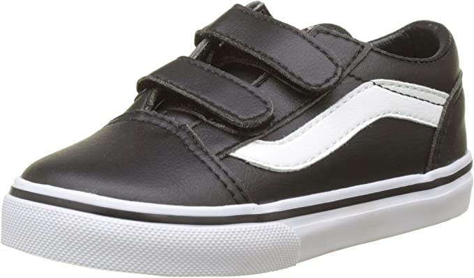T Old Skool V UJJ SIDESTRIPE V Black//True White