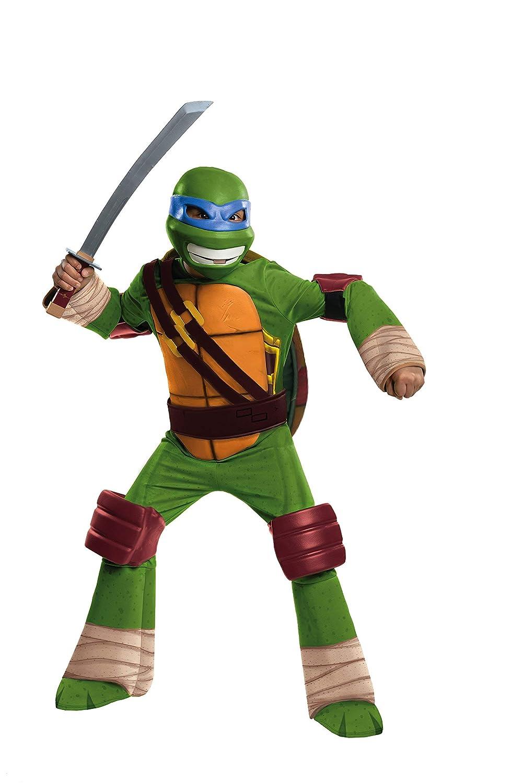 Amazon.com: Teenage Mutant Ninja Turtle Costume - Small ...