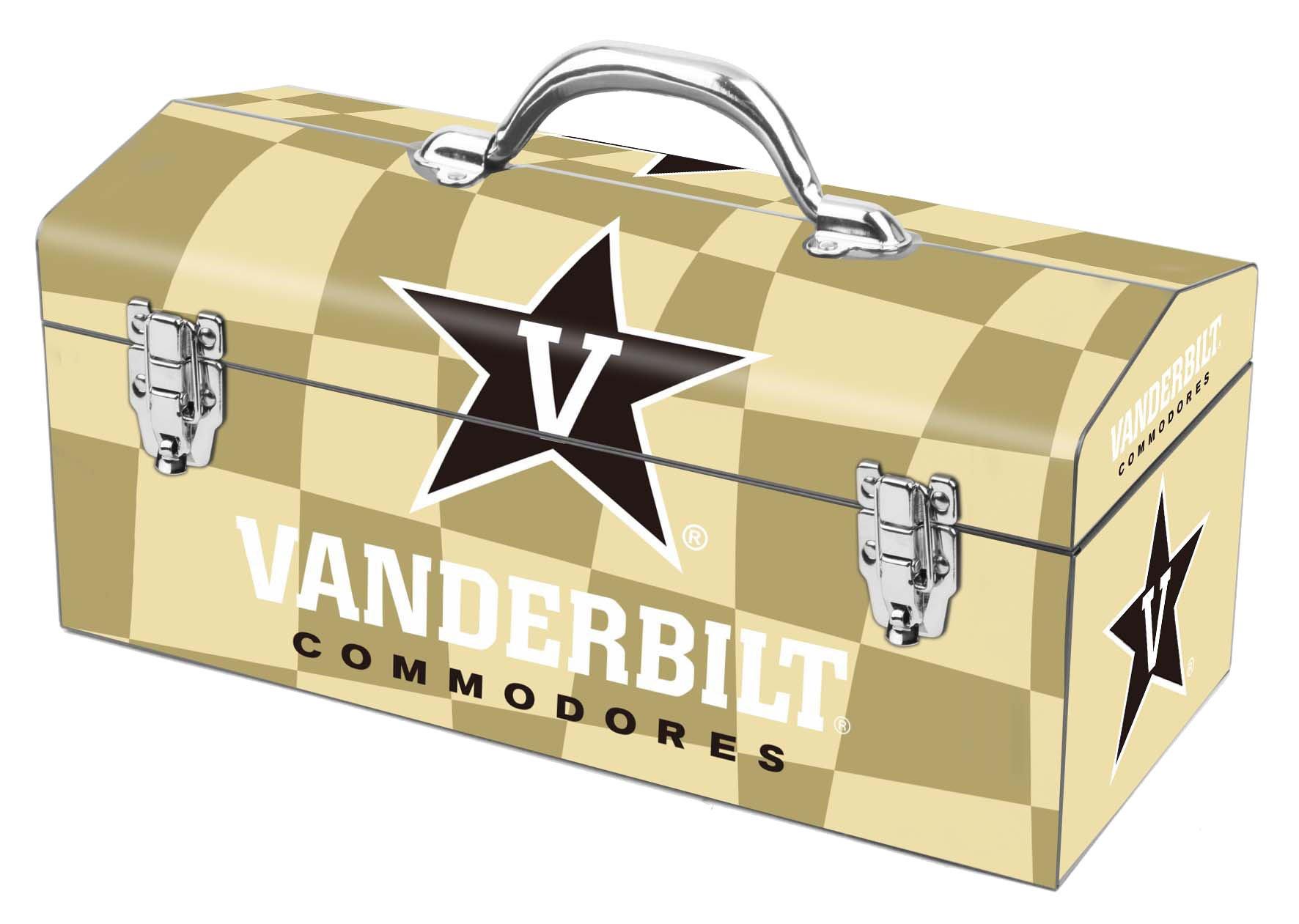 Sainty Art Works 24-805 Vanderbilt University Art Deco Tool Box