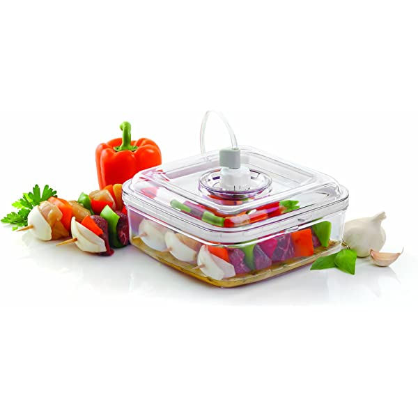 Compra FoodSaver FSFSBS0024-050 - Tapón sellado al vacío para ...