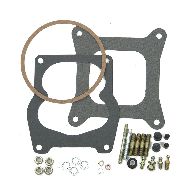 Holley 20-124  4-Barrel Carburetor Installation Kit