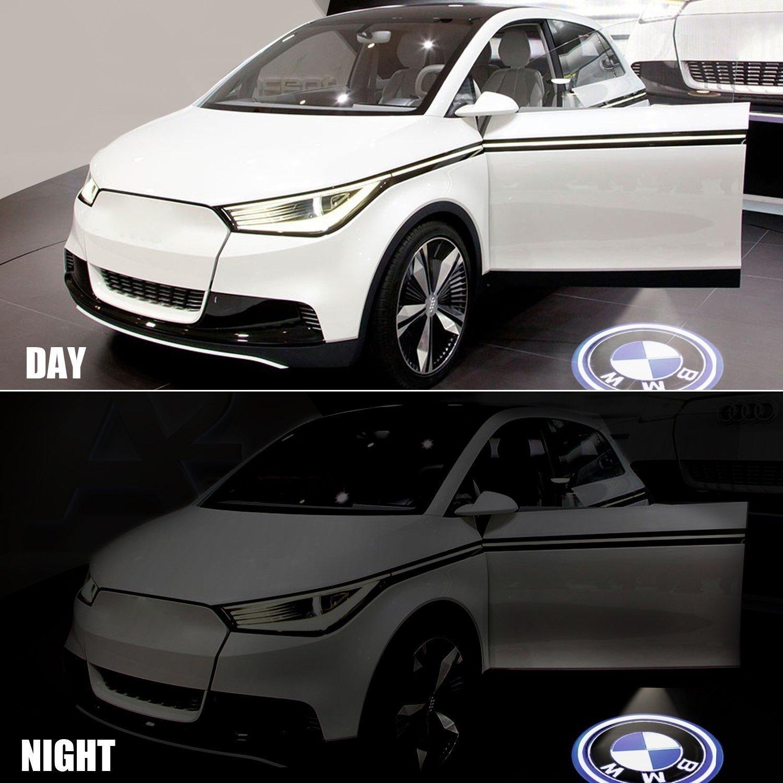 Entry lighting Car High Definition Laser Projector Door Logo Light 1pair
