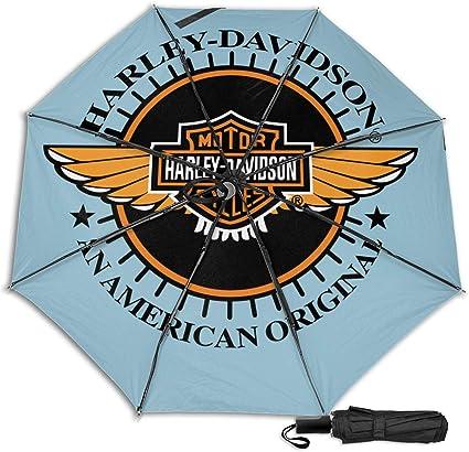 Toron-to Maple Leafs Compact Folding Business Umbrellas UV Protection Manual Tri-fold Umbrella for Men and Women Lovesofun Portable Manual Umbrella