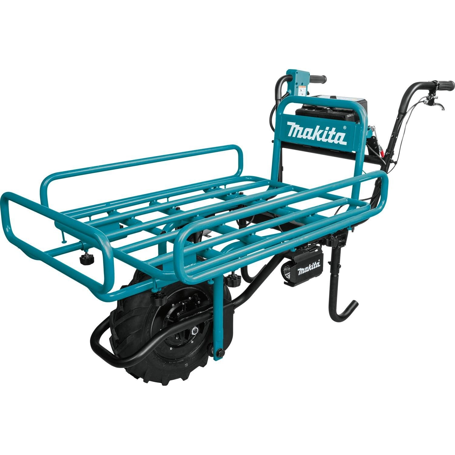 Makita XUC01X2 Power-Assisted Flat Dolly, Tool Only, One Size