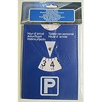 Disco de aparcamiento, Disco de estacionamiento con estándares