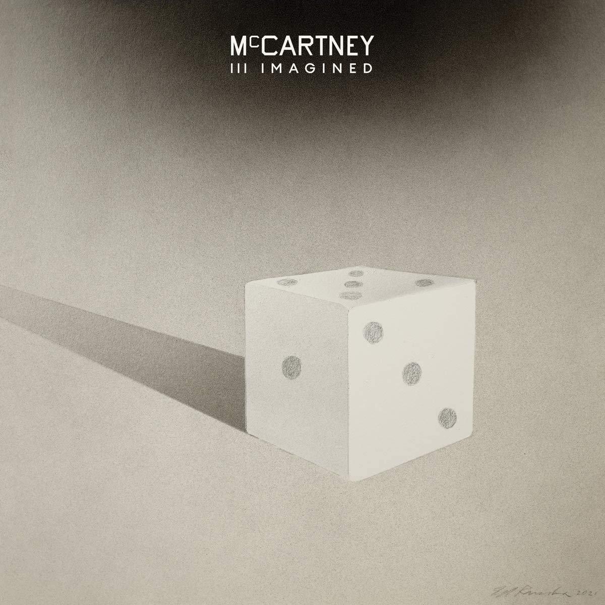 Book Cover: McCartney III Imagined