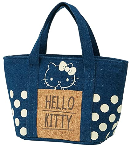 ad1832b9ab28 Image Unavailable. Image not available for. Color  Skater Sanrio Hello Kitty  Cooler Bag ...
