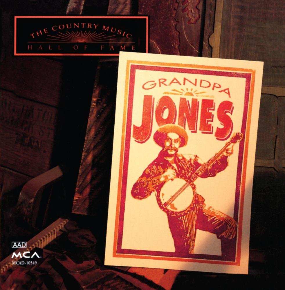Country Music Hall Of Fame: Grandpa Jones