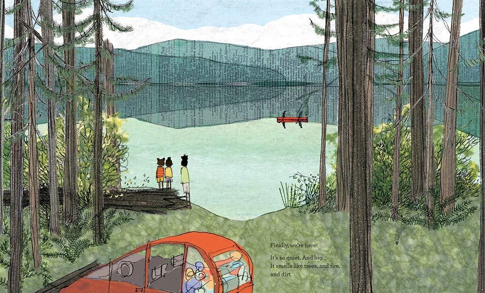 The Camping Trip: Jennifer K. Mann: 9781536207361: Amazon.com: Books