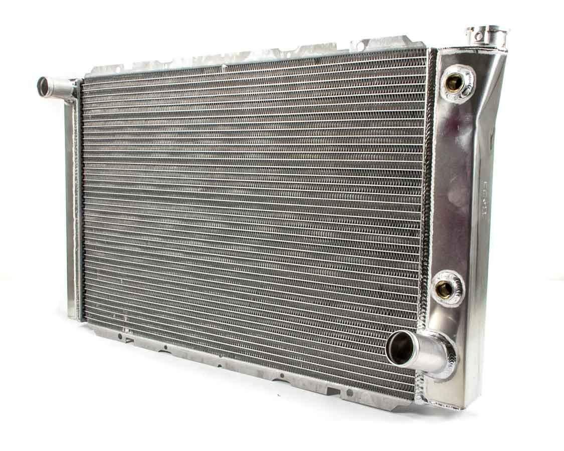 Howe Racing 34132C Radiator 19x32 Chevy w/Heat Exchanger