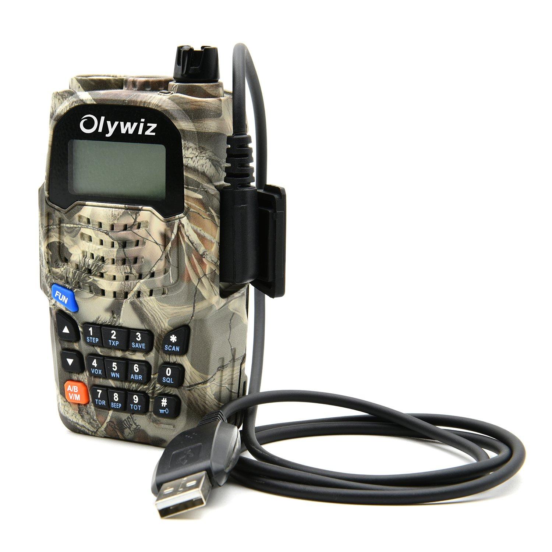Olywiz USB Programming Cable for Olywiz Walkie Talkies OL-PC001