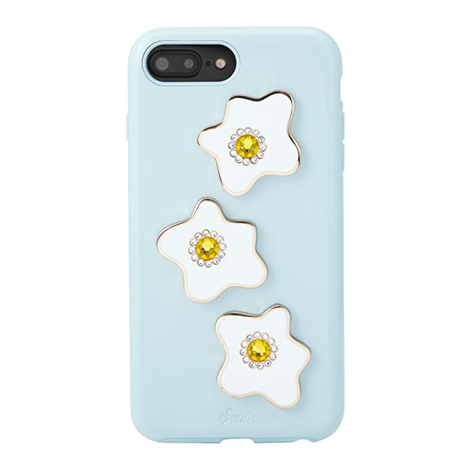 Sonix EGGY Patent Leather Phone Case with Authentic Swarovski Crystal  Embellishments - Drop Test Certified - 74de9baf79