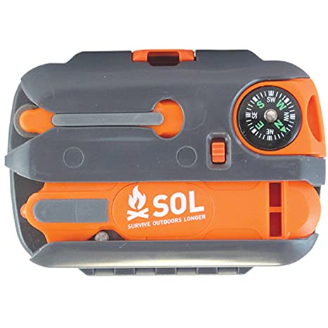 Amazon.com   Adventure Medical Kits SOL Origin Survival Tool One ... 2f916b3825