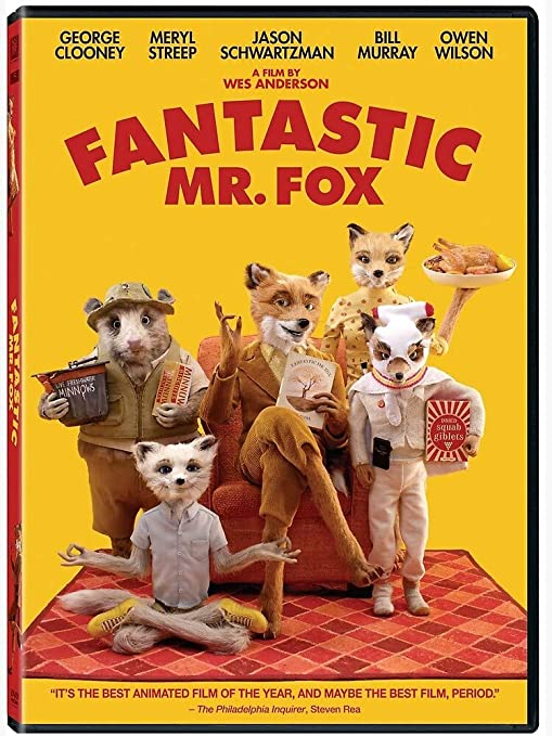 Amazon Com Pearl Shine The Fantastic Mr Fox Wes Anderson Weasel Badger Ash Movie Home Art Wall Posters Unframed Posters Prints