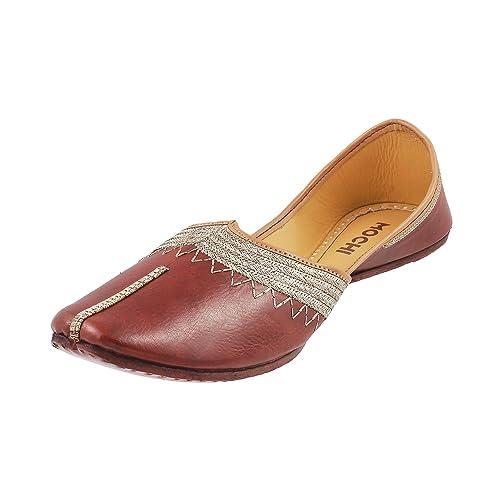 c19ef3f114416 Mochi Men s Tan Leather Sandals-9 UK India (43 EU) (18-694-23-43 ...