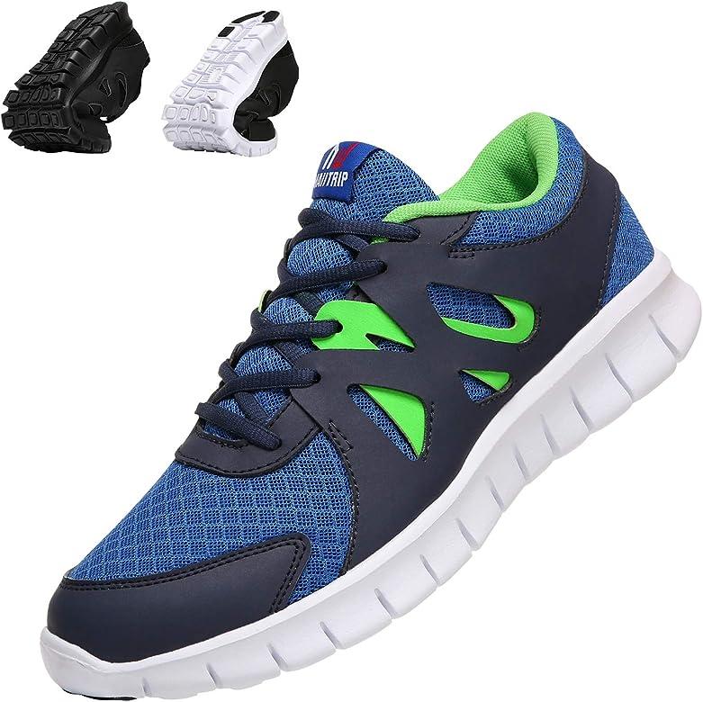 MAIITRIP - Zapatillas deportivas para hombre, color Azul, talla 39 2/3 EU: Amazon.es: Zapatos y complementos