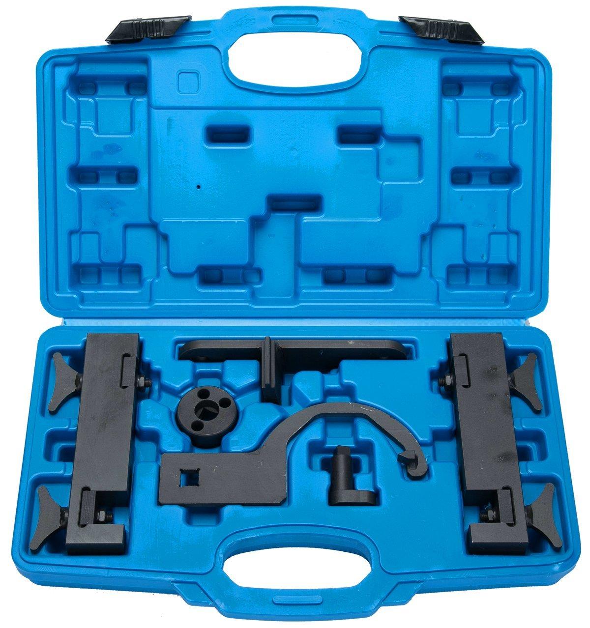 8MILELAKE Petrol Engine Timing Tools Timing Tool Camshaft Alignment Compatible for Jaguar Land Rover (V8) 5.0L
