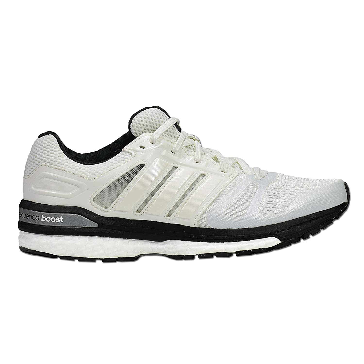 low priced d2f37 9bc46 adidas Womens Womens Supernova Sequence Running Shoes in White - UK 3.5   Amazon.co.uk  Shoes   Bags