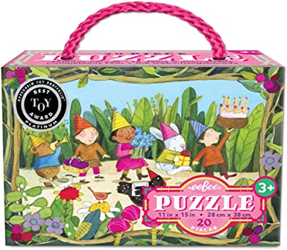 Birthday Parade 20 Pc. Puzzle
