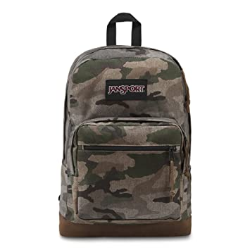 Amazon.com  JanSport Right Pack Expressions Laptop Backpack - Camo ... 9b1f7584869d7