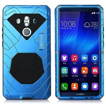 East Coo Huawei P20 Pro, Mate 10 Pro Carcasa Case Resistente al ...
