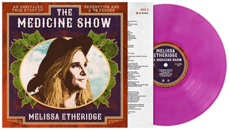 Medicine Show - Exclusive Limited Super sale period limited Violet Vinyl LP Bargain Edition Opaque