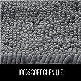 Gorilla Grip Original Shaggy Chenille 2 Piece Bath