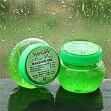 NutriGlow Aloe Vera Massage Gel for Acne, Scars, glowing & Radiant Skin (set of 2)