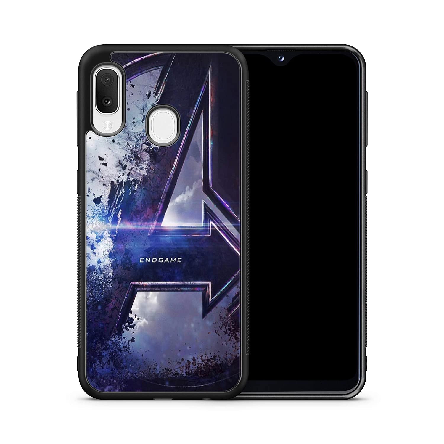 Inspired by Avengers Endgame Captain America Case for Samsung Galaxy A71 A51 A50 A20 Case Galaxy A10e Comics Super hero Note 10 9 Plus Phone Cover M97
