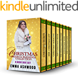 Christmas Brides & Blessings Collection (8 Book Box Set)