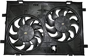 TYC 623030 Replacement Cooling Fan Assembly (LINCOLN MKZ)
