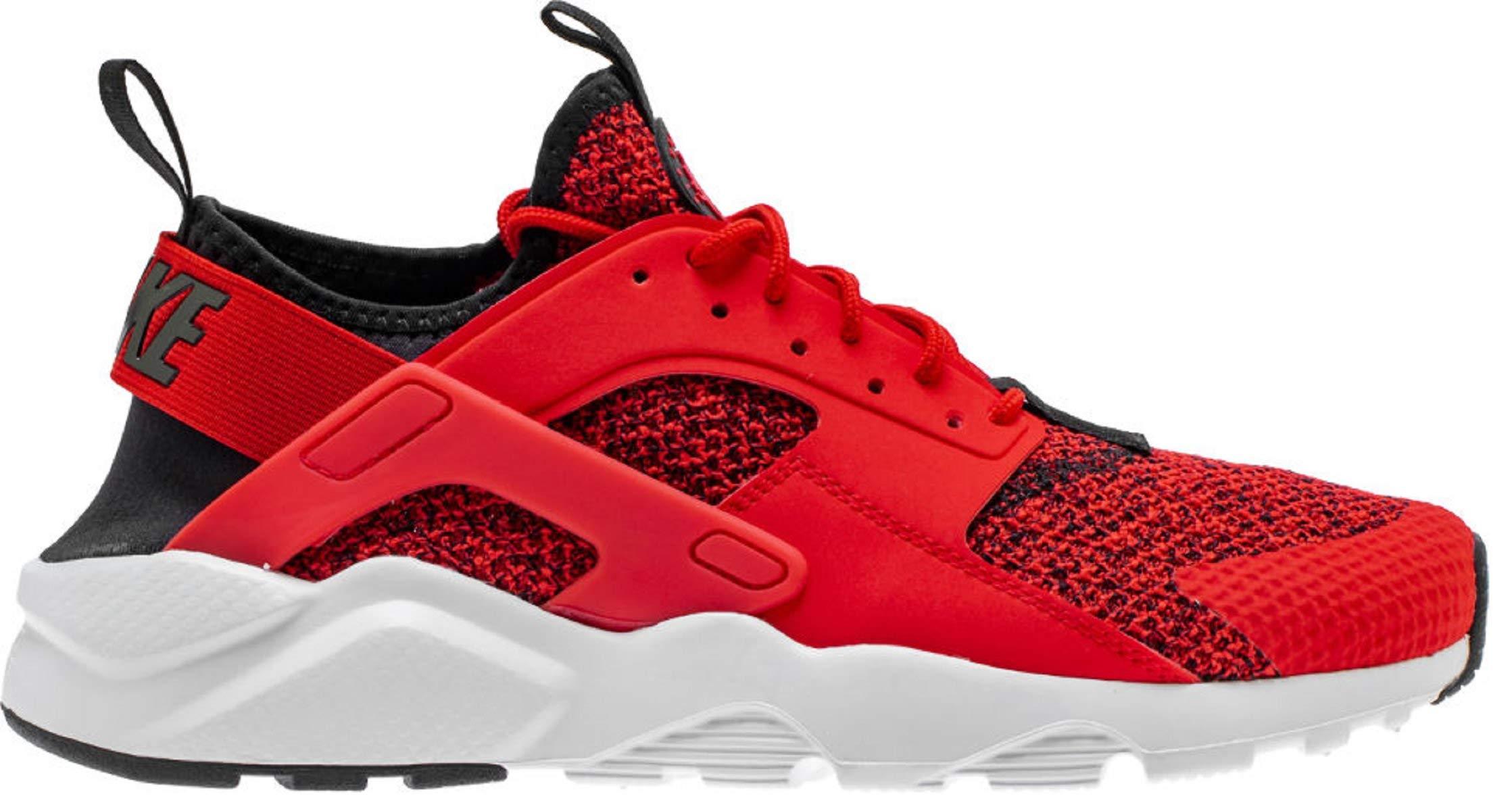 d8b94b425ddfc Galleon - Nike AIR Huarache Run Ultra SE Mens Fashion-Sneakers  875841-603 8.5 - University RED Black-White