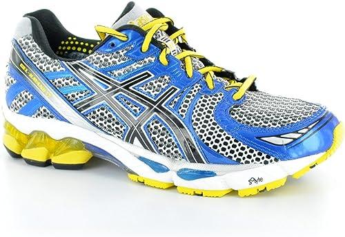 Asics GEL-Kayano 17 8 - Zapatillas de running para hombre: Amazon.es: Zapatos y complementos