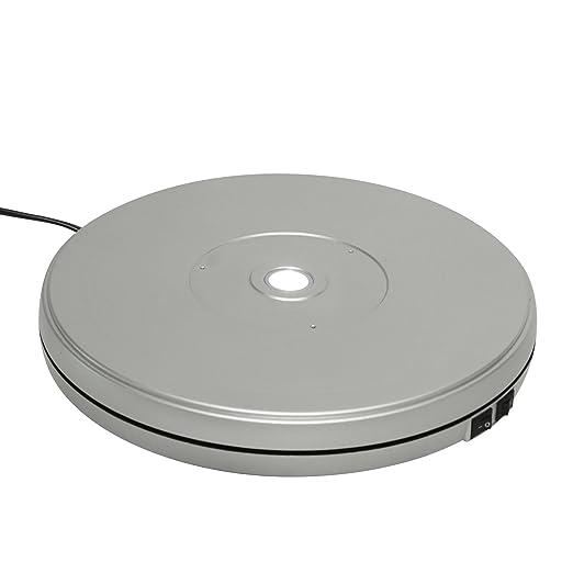 fotoconic motorizado eléctrico giratorio Tocadiscos soporte ...