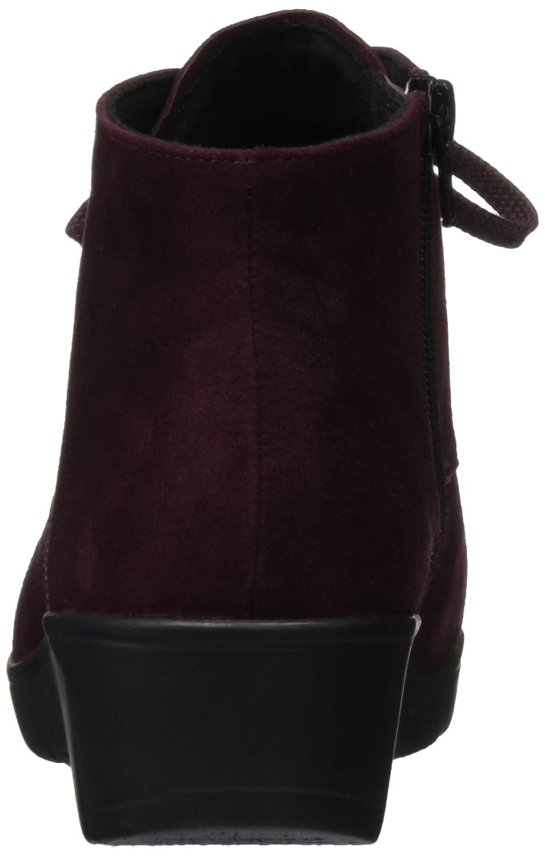Semler Damen Kurzschaft Judith Kurzschaft Damen Stiefel Rot (068 Cassis) 427d5c