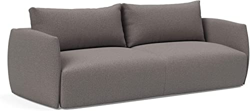 Reviewed: Salla Sofa Bed w/Arms Full Size Mixed Dance Gray