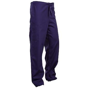 Cherokee - Pantalones con cinturilla ajustable para mujer: Amazon.es: Ropa y accesorios