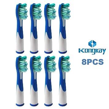 Cabezales para cepillo de dientes eléctrico (8 unidades, compatible con Braun Oral-B Sonic, Sonic VITALITY y Sonic Complete): Amazon.es: Salud y cuidado ...