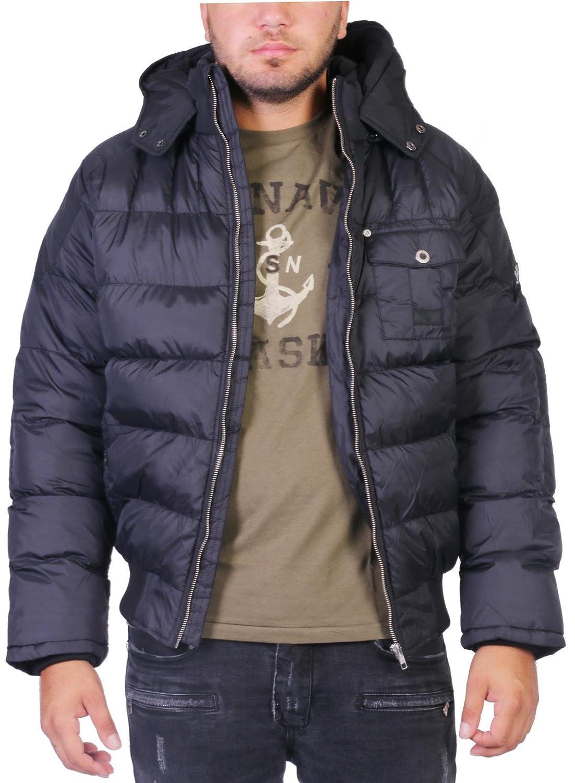 Cars Jeans Solanas Men's Winter Jacket black