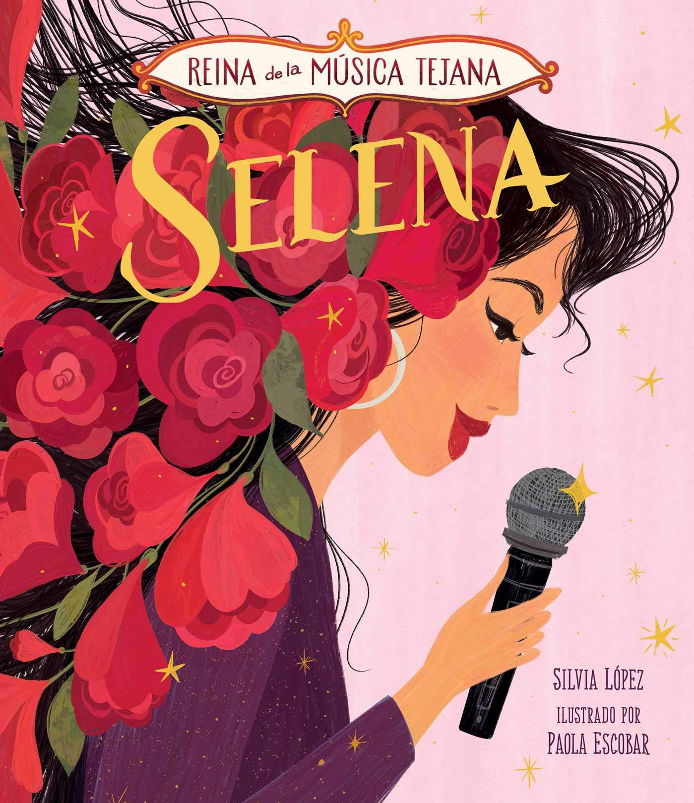 Amazon.com: Selena, reina de la música tejana (9781499811438): López, Silvia,  Escobar, Paola: Books
